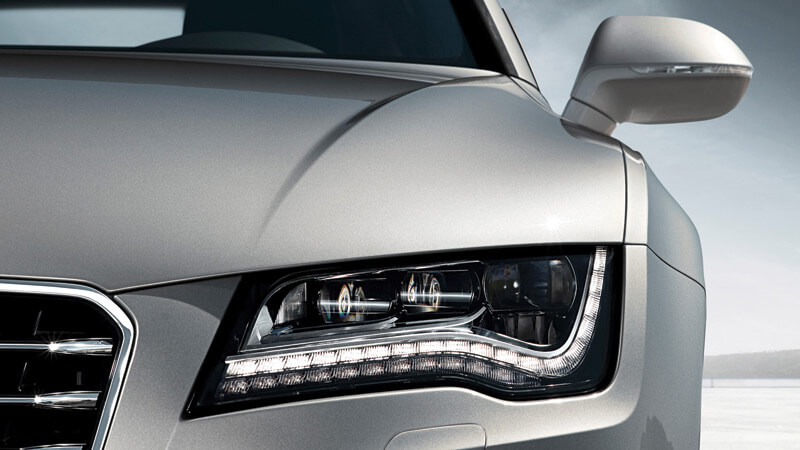 Audi A7 LED Headlight