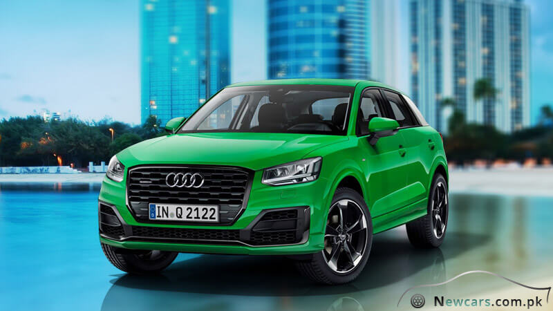 New Audi Q2 Price Interior And Exterior Pics With Review