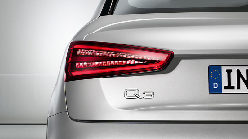 Audi Q3 Tail Lights