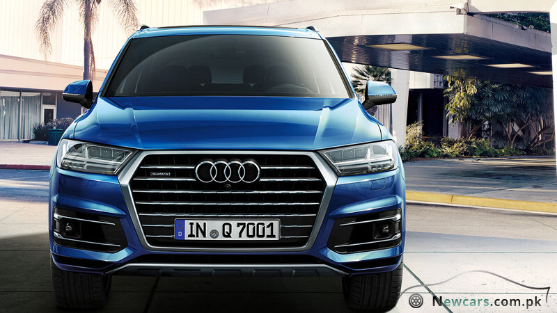 Audi Q Review Pictures And Price In Pakistan - How much is an audi q7