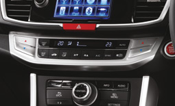 Honda Accord Auto Airconditioned System