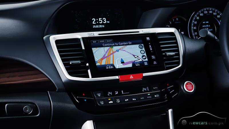 Honda Accord 2019 Advanced Display Audio