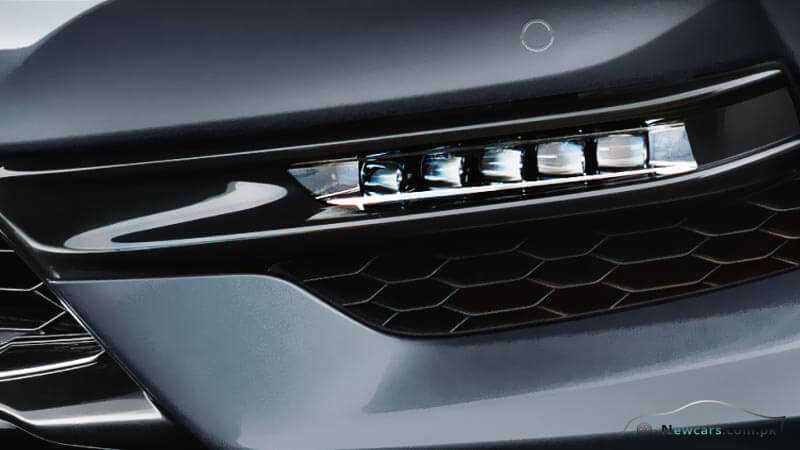Honda Accord 2017 Front Fog Light