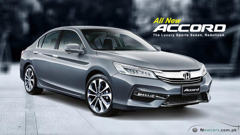 Honda Accord 2017 Modern Steel Metallic