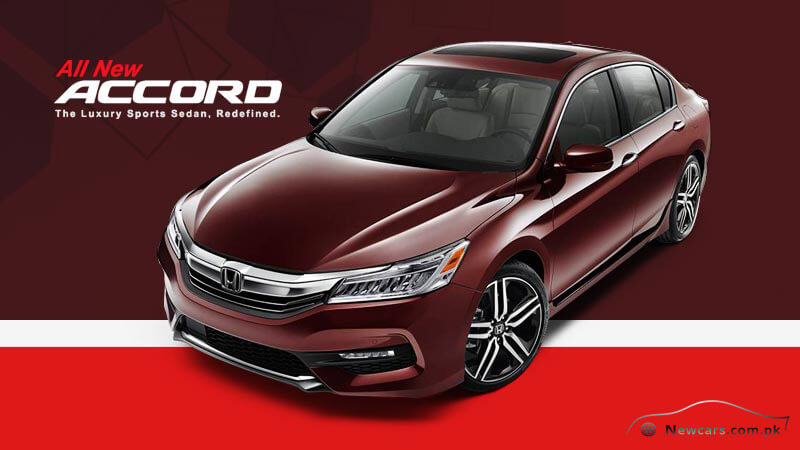 Honda Accord 2017 Picture