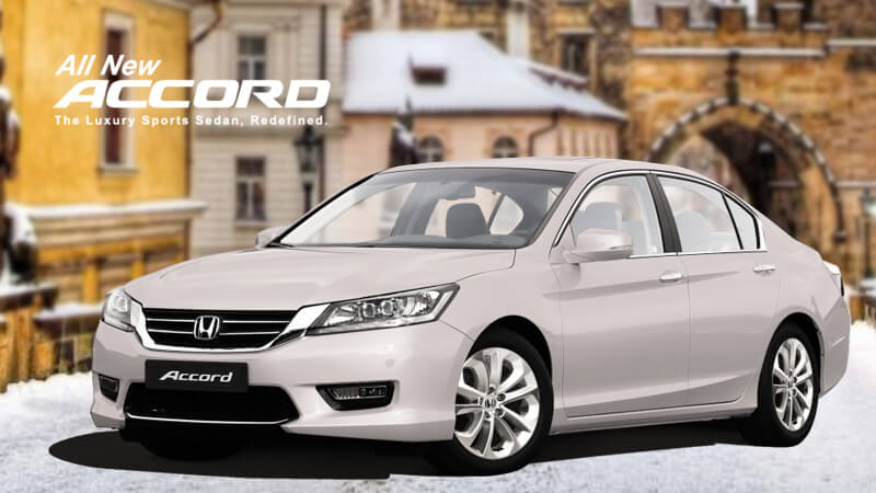 Honda Accord Exterior
