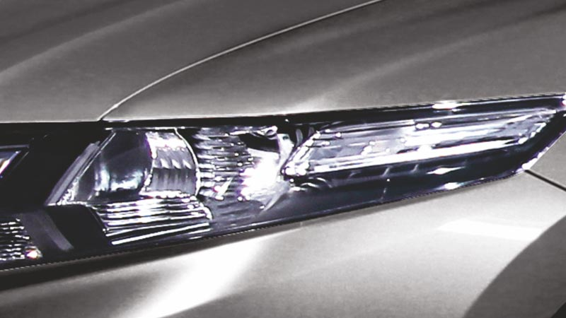 Honda City 2019 Headlights