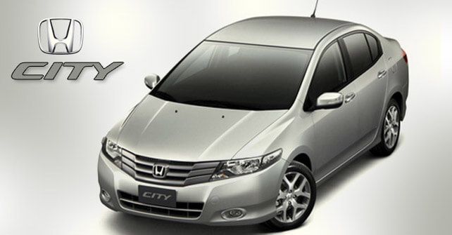 Honda City Grey Color