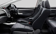 Honda City Seat Full View Interior