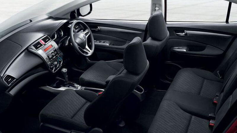 Honda City Seats Interior