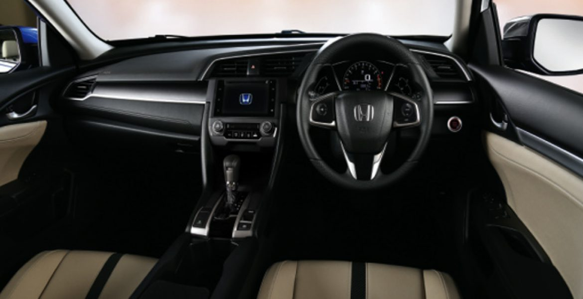 Honda Civic 2019 interior