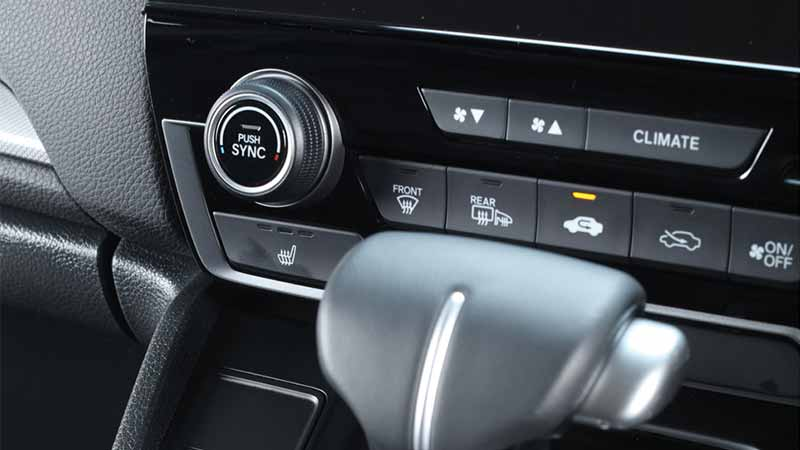 Honda CR-V 2018 Climate Control Air Conditioning