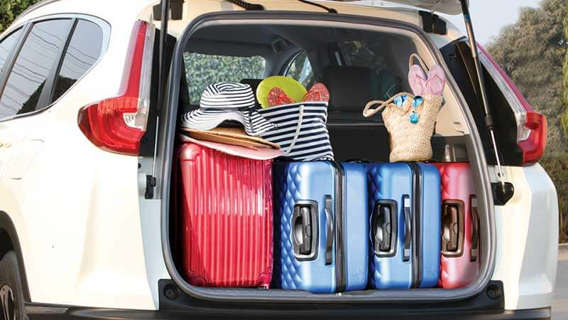 Honda CR-V 2018 Ample Storage For Everything