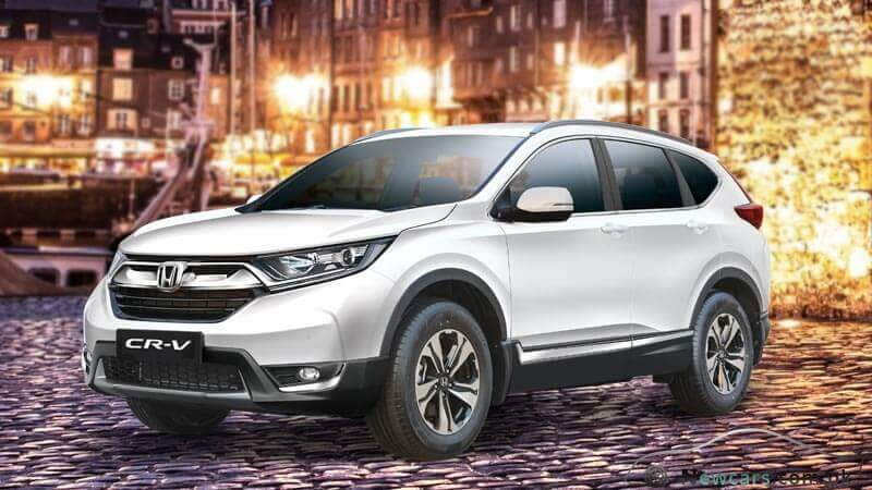 Honda CR-V 2018 Latest Model Picture