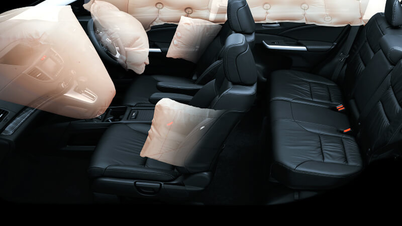 Honda CR-V SRS Airbags