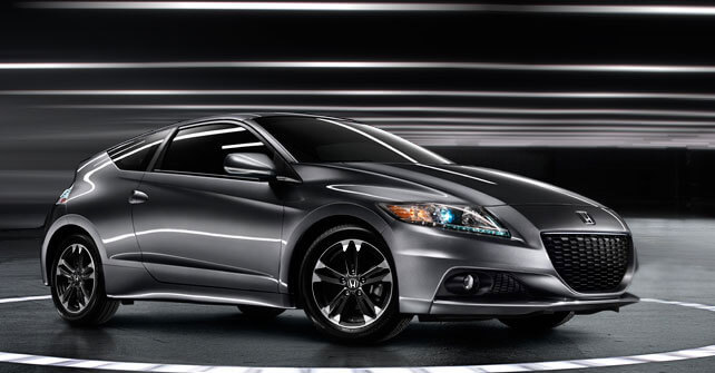 Honda CR-Z Exterior View