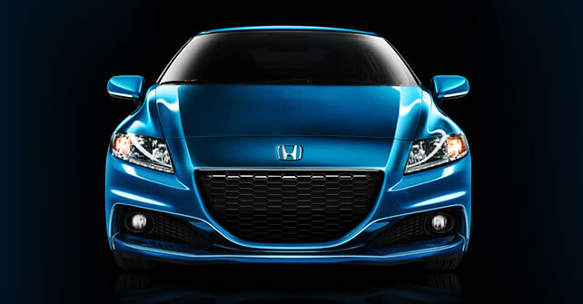 Honda CR-Z Front View