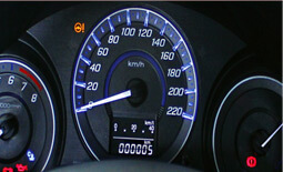Honda CR-Z Speedometer