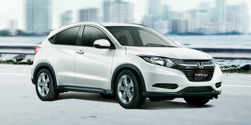Honda HR-V Side View