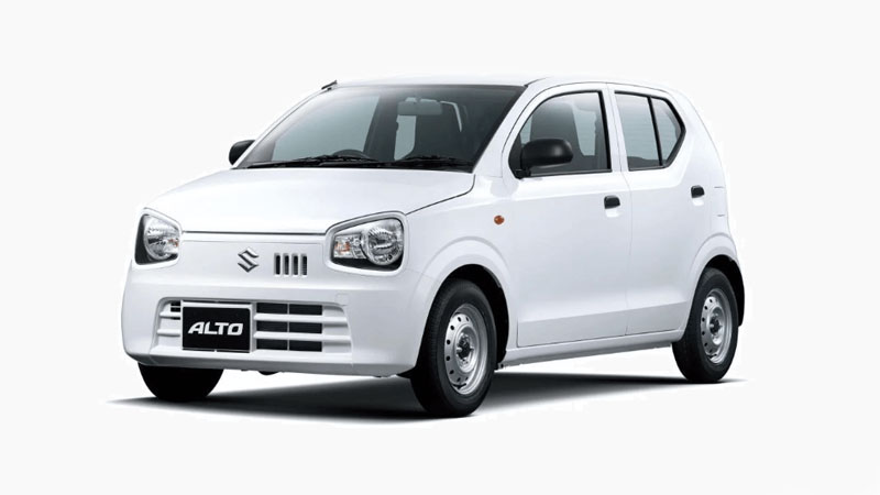 New Model Suzuki Alto