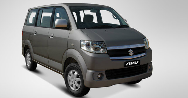 New Suzuki Apv 2019 Pictures And Price In Pakistan