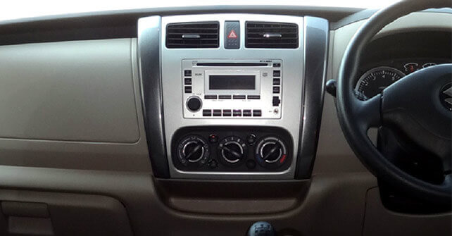 Suzuki APV Fan Interior