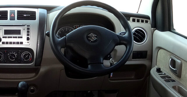 Suzuki APV Steering Wheel Interior