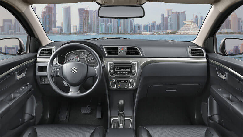 2018 suzuki ciaz. contemporary suzuki suzuki ciaz dashboard throughout 2018 suzuki ciaz