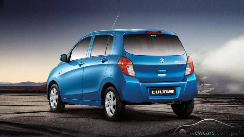 New Suzuki Cultus 2018 With Automatic Gear Shift In Pakistan