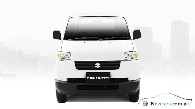 Suzuki Mega Carry Xtra Front View