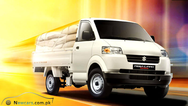 Suzuki Mega Carry Xtra Picture