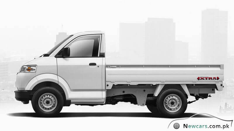 Suzuki Mega Carry Xtra Side View