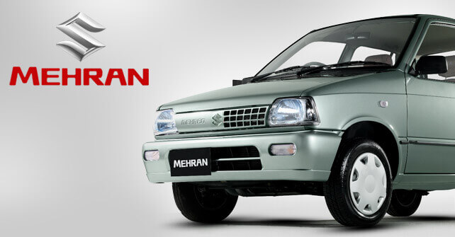 Suzuki Mehran Head Light Full View