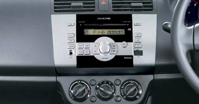Suzuki Swift Interior View