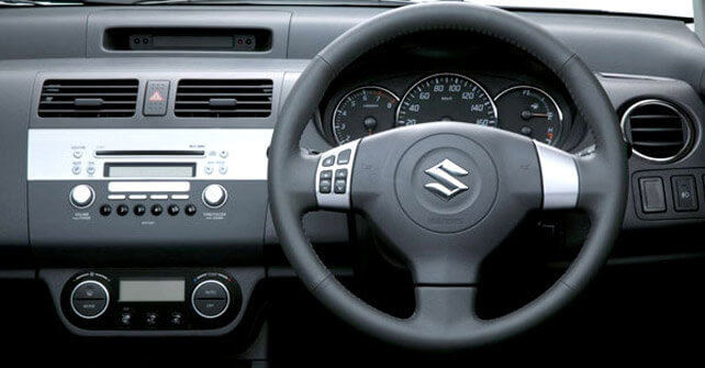 Suzuki Swift Steering Wheel Interior