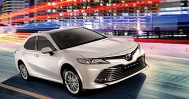 Toyota Camry Hybrid 2018 in Pakistan