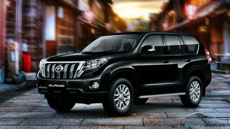 Toyota Land Cruiser Prado 2018 Picture