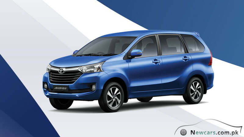 7 Seater Mpv Toyota Avanza 2018 Price See The Exterior
