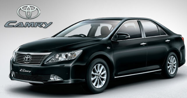 Toyota Camry Big Sedan Price And Pictures In Pakistan Of