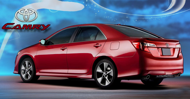 Toyota Camry Big Sedan Price And Pictures In Pakistan Of Latest Model