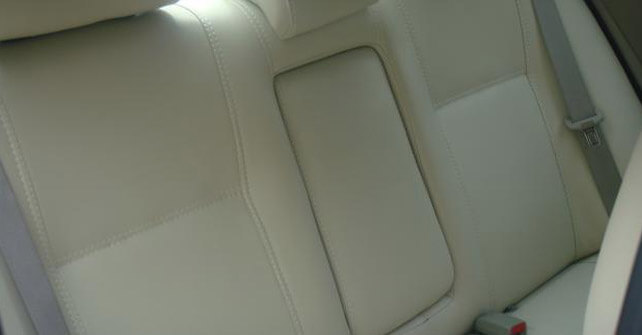 Toyota Corolla Ecotec Leather Interior