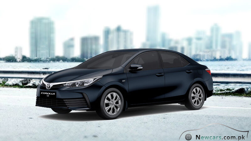 2018 toyota corolla gli prices with exterior and interior pics. Black Bedroom Furniture Sets. Home Design Ideas