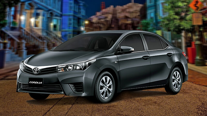 Toyota Corolla Gli Price With Pictures In Pakistan