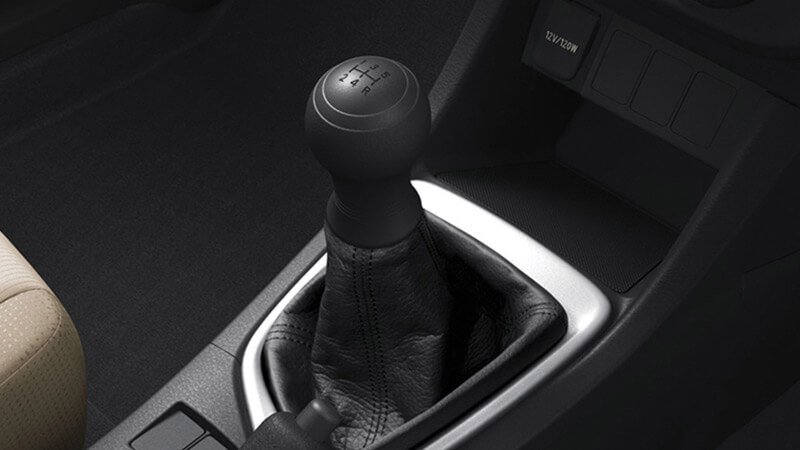 Toyota Corolla Xli 2018 Manual Transmission