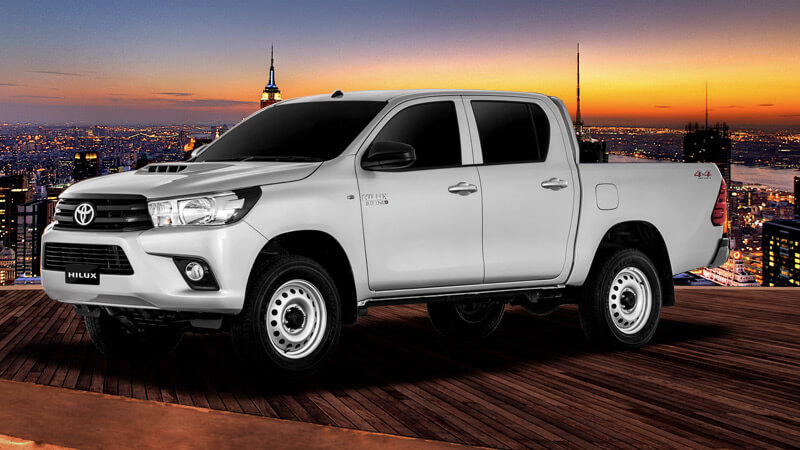 Toyota Hilux For Sale Price In Pakistan And Pictures