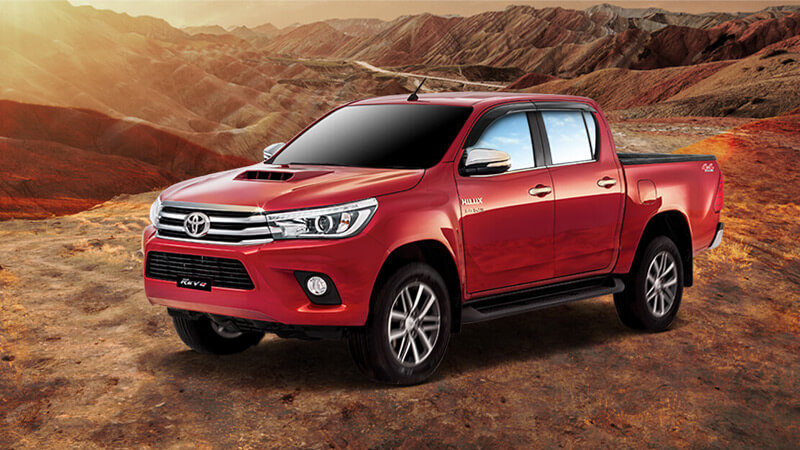 Toyota Hilux Revo V A/T Picture