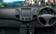 Toyota Hilux Steering Wheel And Music Control View Picture