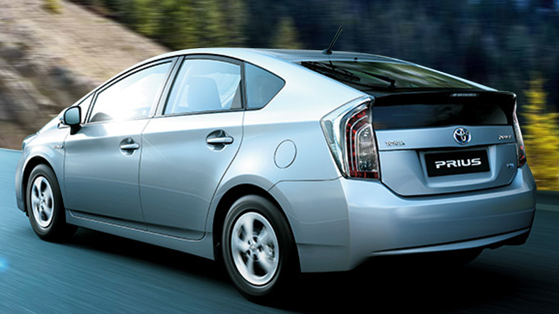 Toyota Prius Hybrid Sedan Price In Pakistan