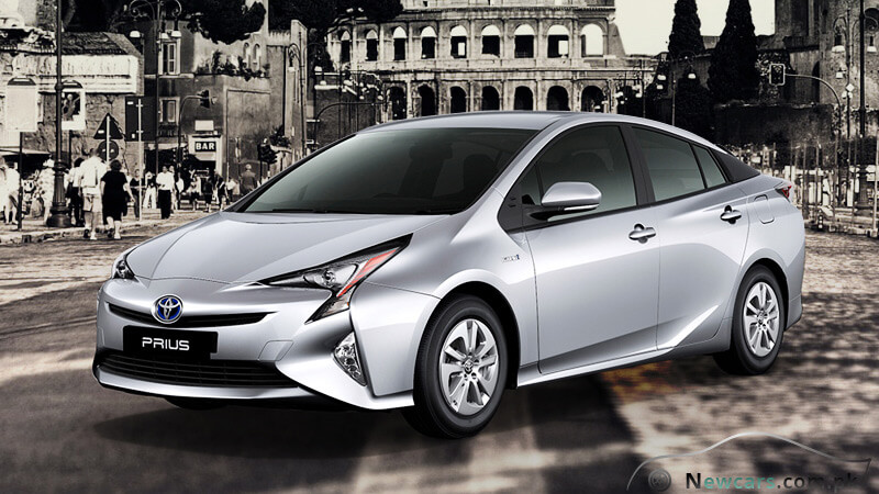 Toyota Prius 2019 Price In Pakistan With Detail Review And Pictures