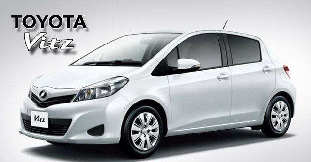 Toyota Vitz Car Price with Picture To Buy in Pakistan